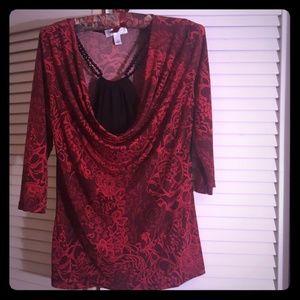 3/4 sleve blouse